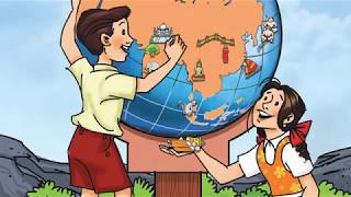 7th standard, Geography chapter 10, English medium, Maharashtra Board, updated syllabus.