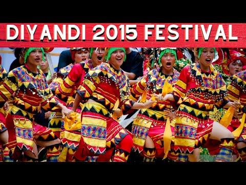 ILIGAN CITY DIYANDI 2015 FESTIVAL- Philippines travel site