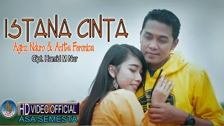 AGINZ NDURO & ANITA VERONICA - ISTANA CINTA | Duet Romantis Dangdut Terbaru ( Official Music Video )