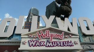 Hollywood Wax Museum Full Tour Branson Missouri
