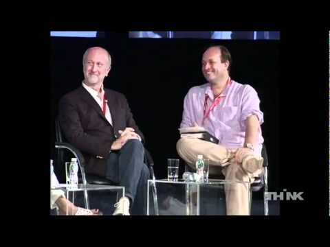 William Dalrymple, Shukriya Barakzai & Christopher Dickey  at THiNK 2011