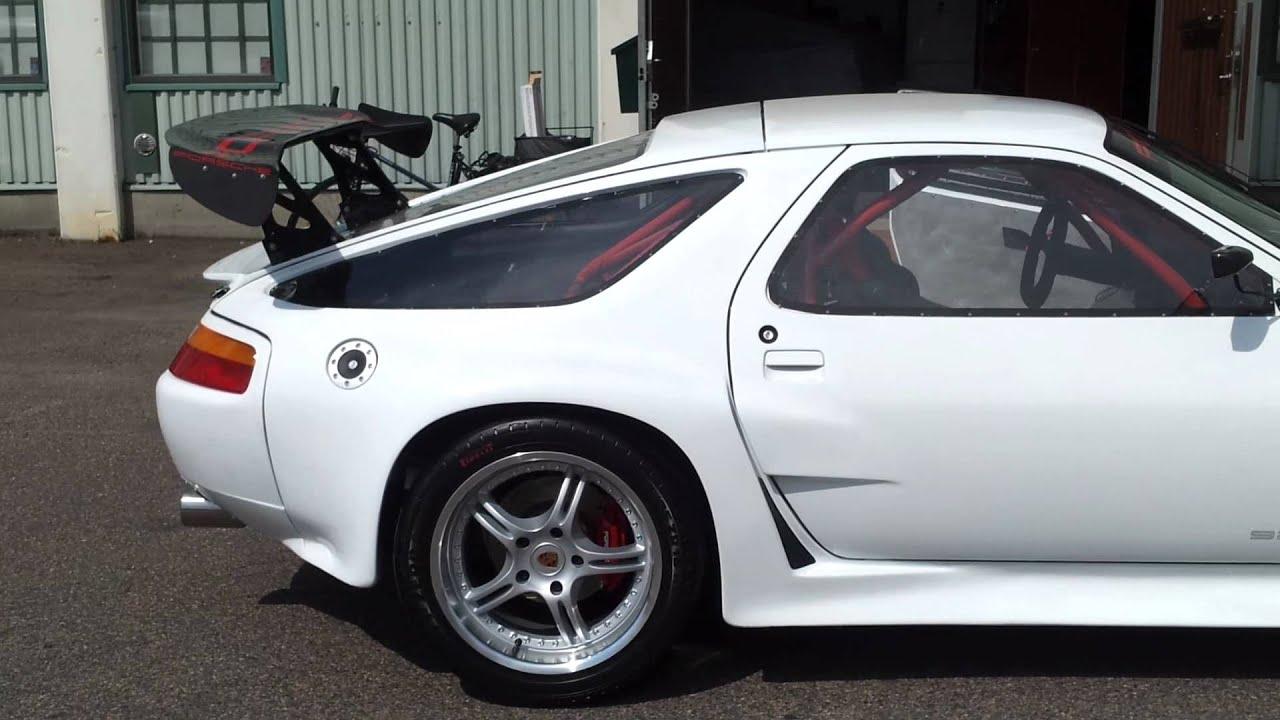 Porsche 928 turbo - YouTube