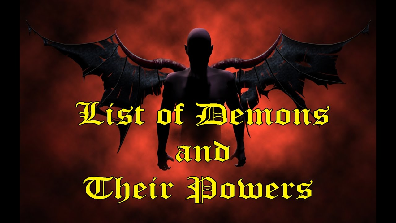 dating site for demons Haunting zombieing ghosting it sounds like the makings of a good halloween movie, but for online daters, these insidious actions can be a real nightmare local professional matchmaker julie amann from it's just lunch joined live at 4 with some tips on how to exorcise the dating demons for good .