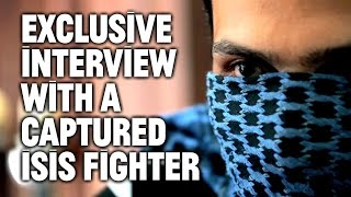 Captured ISIS Fighter on How He Was Betrayed