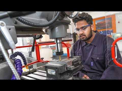 Engineering & Advanced Manufacturing at Hugh Baird College