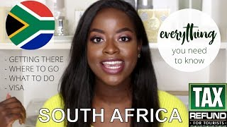 TRAVEL TIPS SOUTH AFRICA  | Olivia Akumu