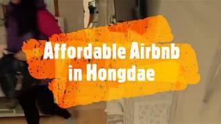 Gambar cover AFFORDABLE AIRBNB IN HONGDAE SEOUL SOUTH KOREA
