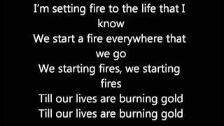 Burning Gold Christina Perri