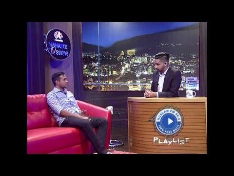 Pre-Match Analysis: Nepal VS Namibia 2016 Full Episode (HUAWEI Namaste TV Show)