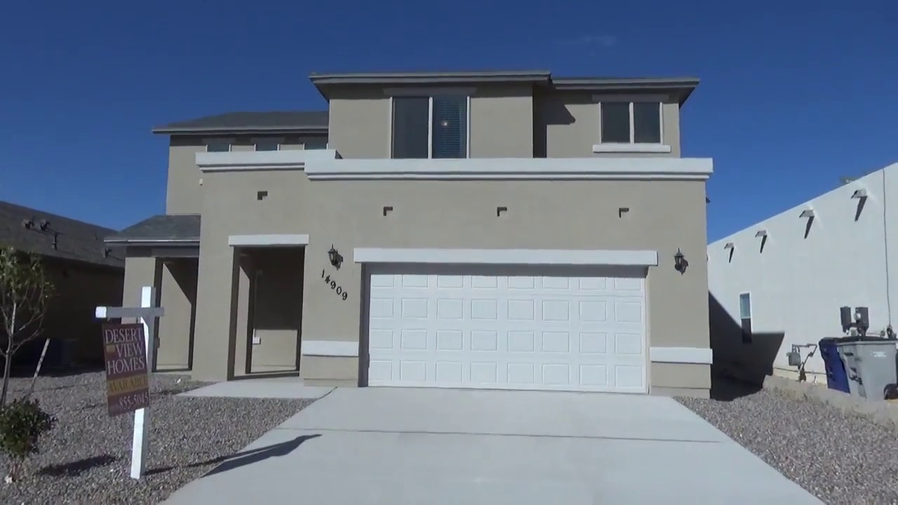 Sterling By Desert View Homes Youtube