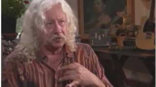 Arlo Guthrie Interview about the 1960s
