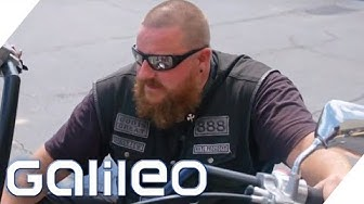 Gangs weltweit: Die christlichen Biker | Galileo | ProSieben