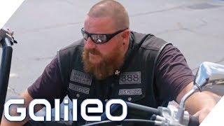 Gangs weltweit: Die christlichen Biker   Galileo   ProSieben