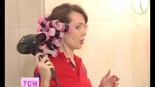 Наталя Юсупова, у минулому Ветвицька, сама робить собі зачіски