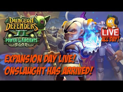 DD2 Expansion is Here! Patch Day Live!