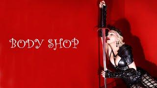 07 Body Shop-MADONNA Rebel Heart Tour Image Version