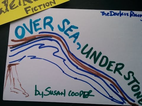 Over Sea, Under Stone by Susan Cooper ~ SciFi Fantasy and Weird Fiction Exploration ~ Vlog #159