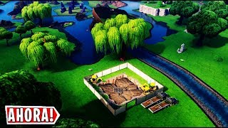 *MY COMPLETE* NOW, BALSA BOTIN EXCAVATION EVENT IN LIVE FORTNITE