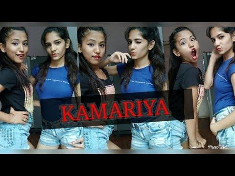 Kamariya | STREE | Nora Fatehi | Rajkumar Rao | Aastha Gill, Divya Kumar | Sachin- Jigar