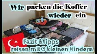 Familienurlaub Fazit/Was war zuviel?/Kind Krank/Hotelempfehlung/Mel´s Kanal