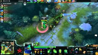 Team Malaysia vs The Alliance, WCA WB Quarterfinal, Game 2