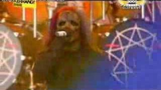 Slipknot - before i forget - live