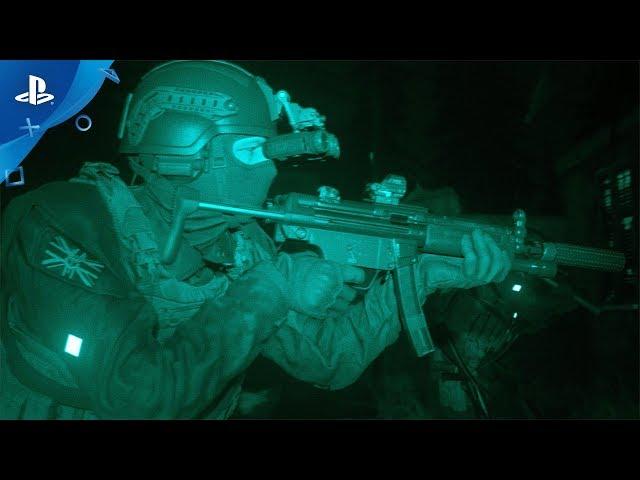 Call of Duty: Modern Warfare - Reveal Trailer | PS4