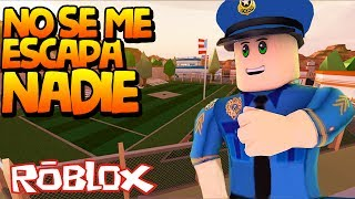 NO ONE ESCAPES ME!! | Roblox gameplay English - JAILBREAK [KraoESP]