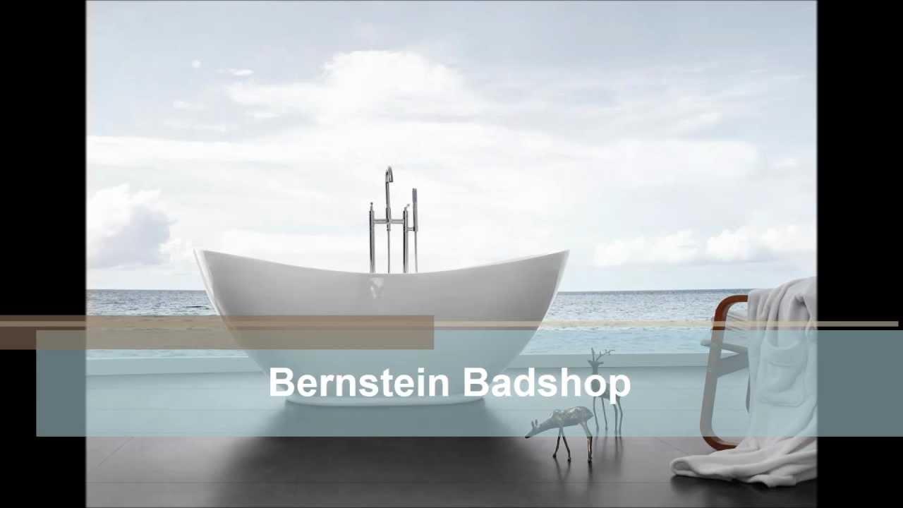 BERNSTEIN Freistehende Badewannen - YouTube