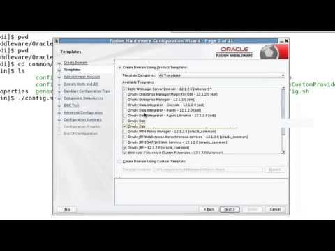 Oracle Data Integrator 12c - Creating a Collocated Agent