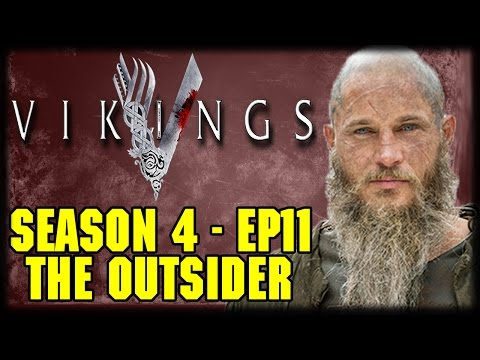 """Vikings Season 4 Episode 11 """"The Outsider"""" Recap and Review"""