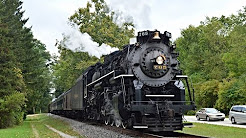 Cuyahoga Valley Scenic Railroad Steam in the Valley 2015