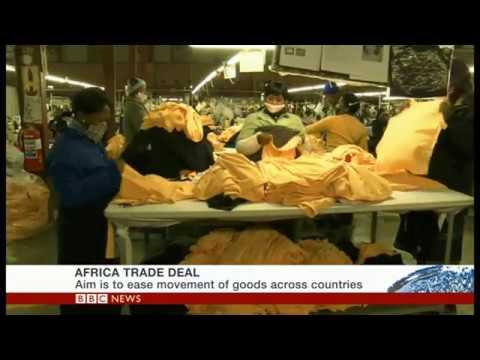 Susannah Streeter presents BBC World Business Report