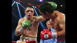 Speed matters | Manny Pacquiao vs Brandon Rios | highlight
