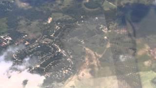 vista aerea da cidade do rio de janeiro-(HD).(aerial view of the city of rio de janeiro)