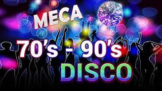 Eurodisco 70's 80's 90's Super Hits 80s 90s Classic Disco Music Medley Golden Oldies Disco Dance #42 - dance music 80's 90's hits