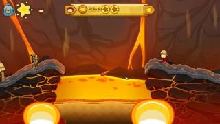 Scribblenauts Unlimited: Volcano Glory for the Dark Abyss!