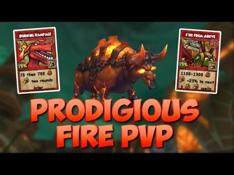 Wizard101: Prodigious Fire PvP #20 -I'M A DEAD MAN- - YouTube