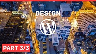How to Build and Design a Wordpress Website