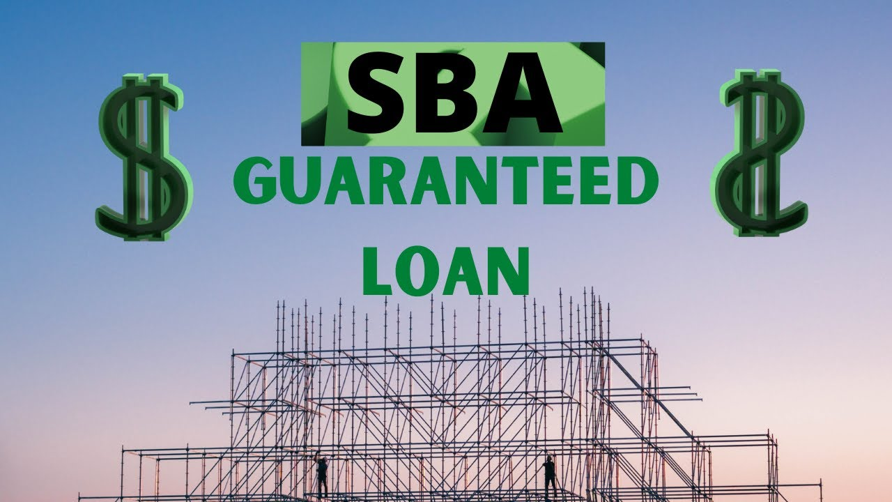 SBA Guaranteed Loan | Start A Business (,000 or Any Amount) With Proof