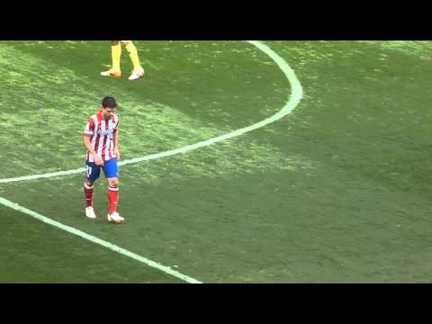 2013 2014 Atlético de Madrid   Villarreal   Cambio Sosa por Diego