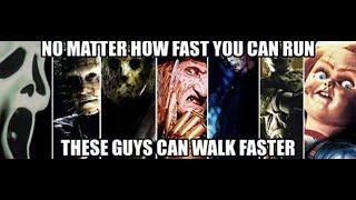 Мемы про ужасы.Фильмы ужасов сейчас!