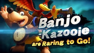 Banjo-Kazooie Coming to Super Smash Bros. Ultimate! (E3 Nintendo Direct)