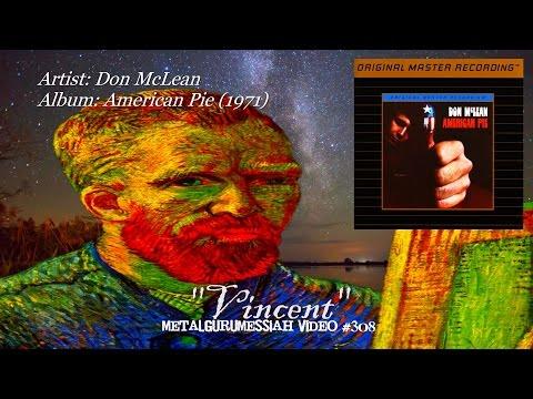 Vincent - Don McLean (1971) HD FLAC ~MetalGuruMessiah~