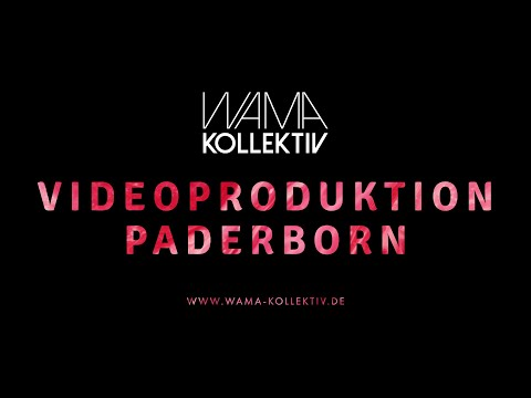 WaMa Kollektiv Reel 2019 Videoproduktion aus Paderborn
