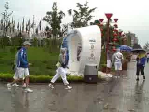 Inside the Beijing Athletes Village 1