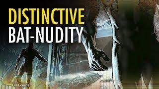 Martina Markota: Adult Batman Comic Shows His Distinctive Genitalia