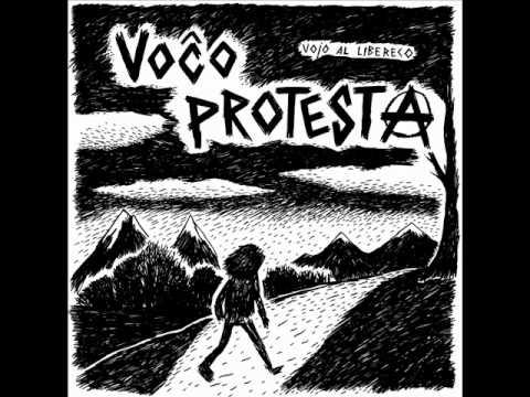 Voco Protesta - Discrimination (Crocodile skink)