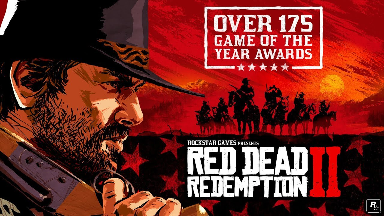 Red Dead Redemption 2: Over 275 Perfect Scores and 175 Game of the Year Awards
