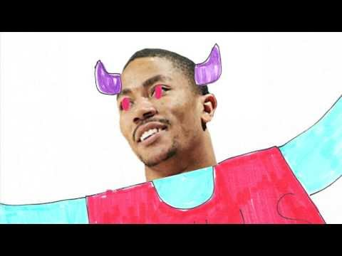 VIDEO: Certifiably the weirdest Derrick Rose video you will see